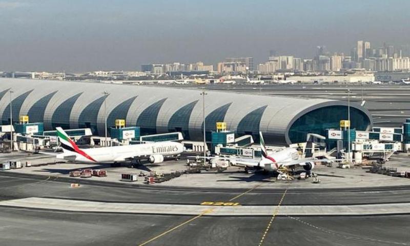 تازہ پیش رفت سے متعلق اتحاد ایئر نے آگاہ کیا—فوٹو: رائٹرز