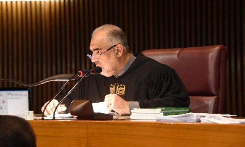 This file photo shows National Assembly Speaker Asad Qaiser. — APP