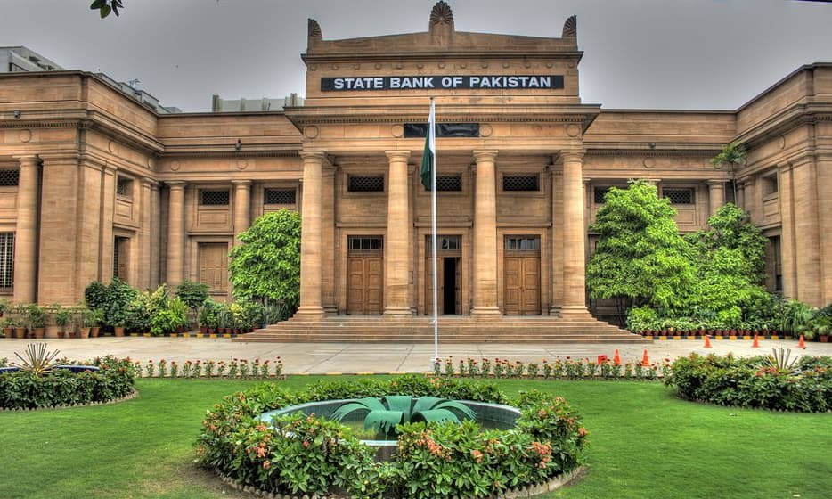 The SBP has now directed banks to provide free of cost digital fund transfer services to individual customers up to, at least, a minimum aggregate sending limit of Rs25,000 per month per account or wallet. — Photo courtesy ProPakistani
