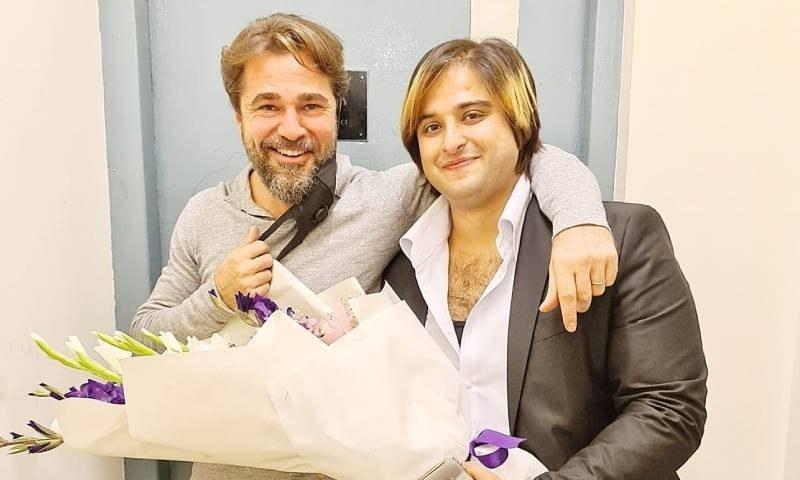 ترک اداکار نے اپنی شکایت آن لائن درج کرائی تھی — فائل فوٹو: کاشف ضمیر فیس بک