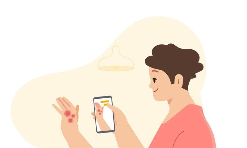 مذکورہ ٹول کے ذریعے کوئی بھی شخص موبائل سے تصویر کھینچ کر ممکنہ مسئلہ معلوم کرنے کے اہل ہوجائے گا—فوٹو: گوگل