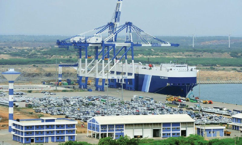 The Hambantota port in Sri Lanka, financed with Chinese investment, did not create the projected 100,000 jobs and attracts just one percent of Sri Lanka's total sea traffic. Unable to repay capital debt, in 2017 Sri Lanka leased the port to China for 99 years   AFP