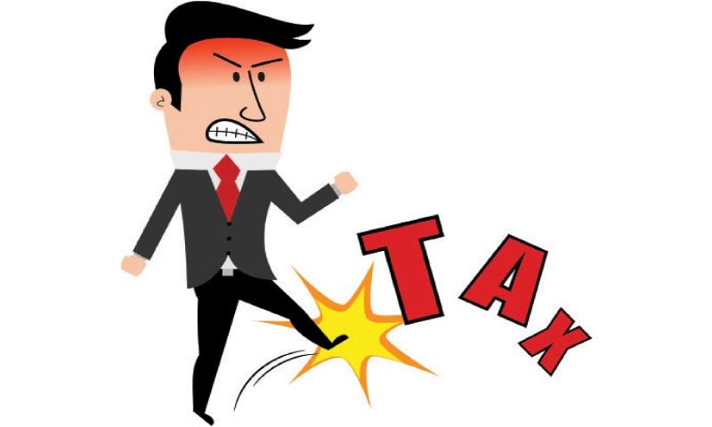 صدر عارف علوی  نے اب ٹیکس گزاروں کو نیب کے رحم و کرم پر چھوڑ دیا ہے