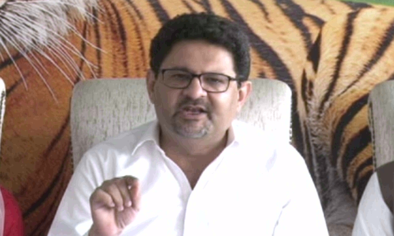 PML-N leader Miftah Ismail said PTI's government tax policies has strongly hit the business community. — File/DawnNewsTV