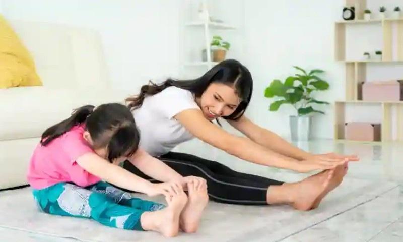بچپن میں ورزش کی عادت بعد کی زندگی میں ذہنی افعال کو بہتر بنائے