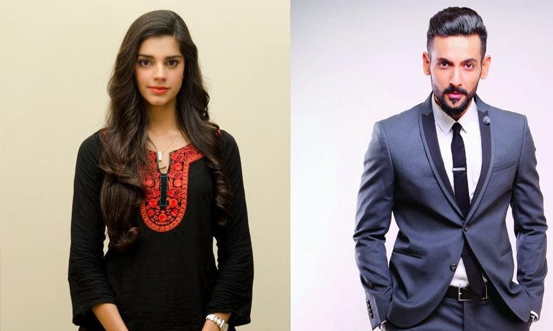 تاحال صنم سعید اور محب مرزا نے کوئی بیان جاری نہیں کیا—فائل فوٹو: انسٹاگرام