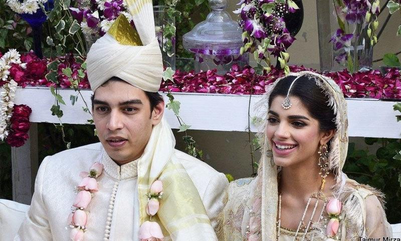 صنم سعید کی پہلی شادی بھی طلاق پر ختم ہوئی تھی—فائل فوٹو: انسٹاگرام