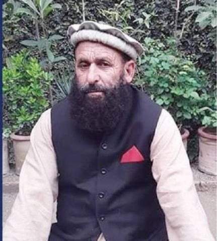 Abdul Ghani Khan