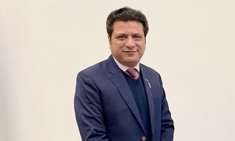 The interior ministry on Monday formally notified the appointment of Tariq Malik as chairman of the National Database and Registration Authority (Nadra) again. — Photo courtesy Twitter