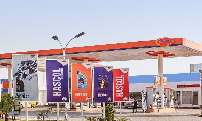 """Hascol Petroleum Ltd said on Monday it could restate its financial statements in view of fresh evidence received from a whistleblower about """"a series of false purchase orders"""" recorded in the company's 2019 books. — Photo courtesy Hascol website"""