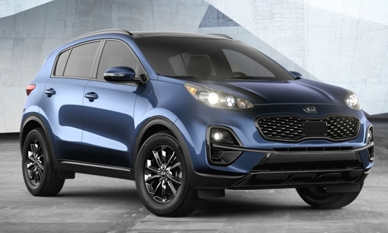 Lucky Motor Corporation Ltd (LMCL) has recalled approximately 14,000 Kia Sportage vehicles to rectify a technical fault which resulted in fire in two Sportage in the last one and a half years. — Photo courtesy KIA website