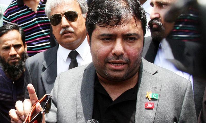 Axact CEO Shoaib Shaikh. — Online/File