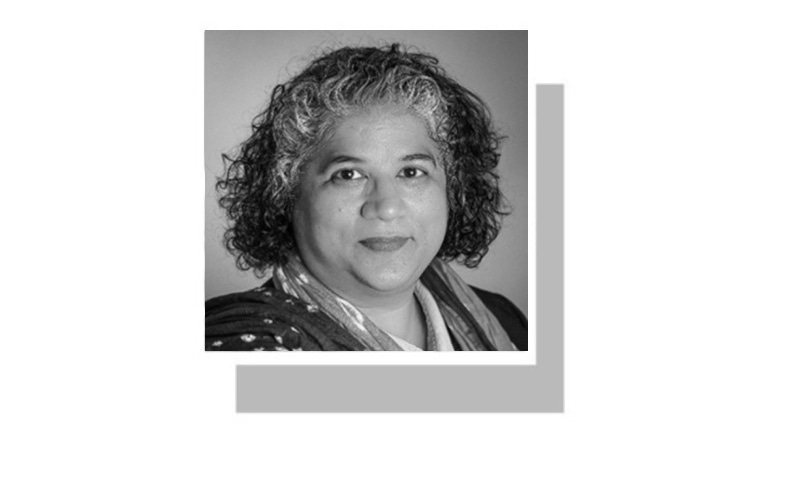 The writer is president of PODA, a women's rights organisation and a former journalist.