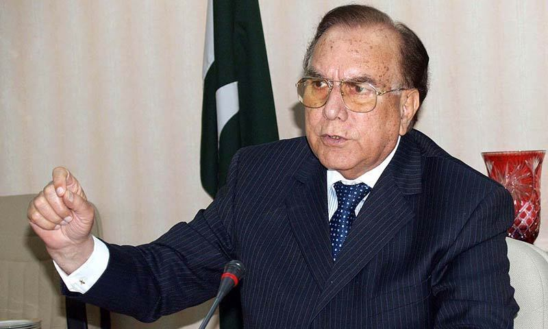 This file photo shows  Manzoor Ahmed Wattoo. — APP