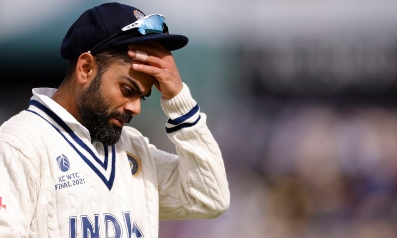 India's eight-wicket loss in Southampton was Virat Kohli's fourth unsuccessful attempt to lead India to an ICC title. — Reuters