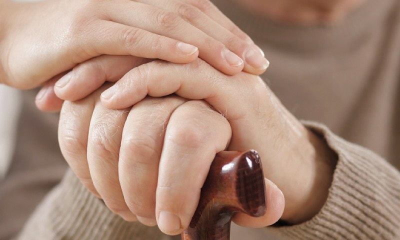 An elderly couple of Muzaffargarh has invoked the Parental Protection Ordinance, 2021, and got their son punished.  — Shutterstock/File
