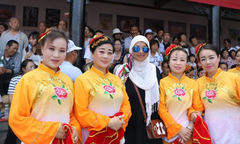 چین کا سب سے بڑا اور اہم تہوار نئے قمری سال کی آمد ہے—تحریم عظیم
