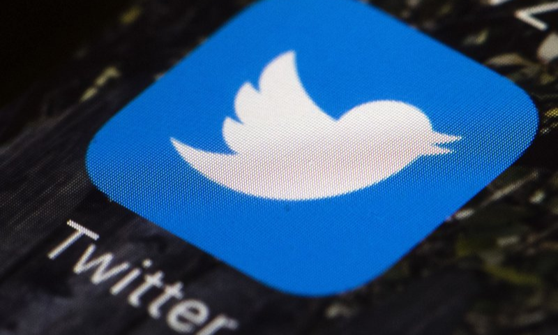 """Last month police visited Twitter's offices to serve a notice to the US company over its failure to remove a """"manipulated media"""" label that it had placed on a tweet by the ruling party's spokesman. — AP/File"""