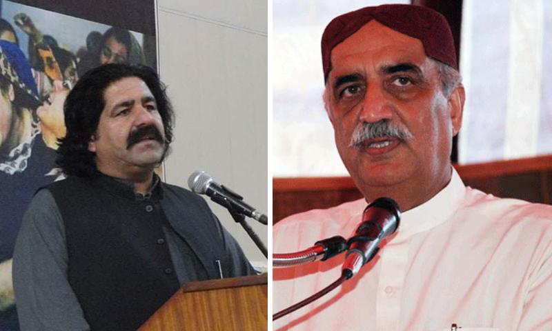 علی وزیر، خورشید شاہ کے پروڈکشن آرڈرز جاری