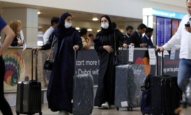 متحدہ عرب امارات میں بھارت کے شہریوں کی آمد پر پابندی برقرار ہے، حکام