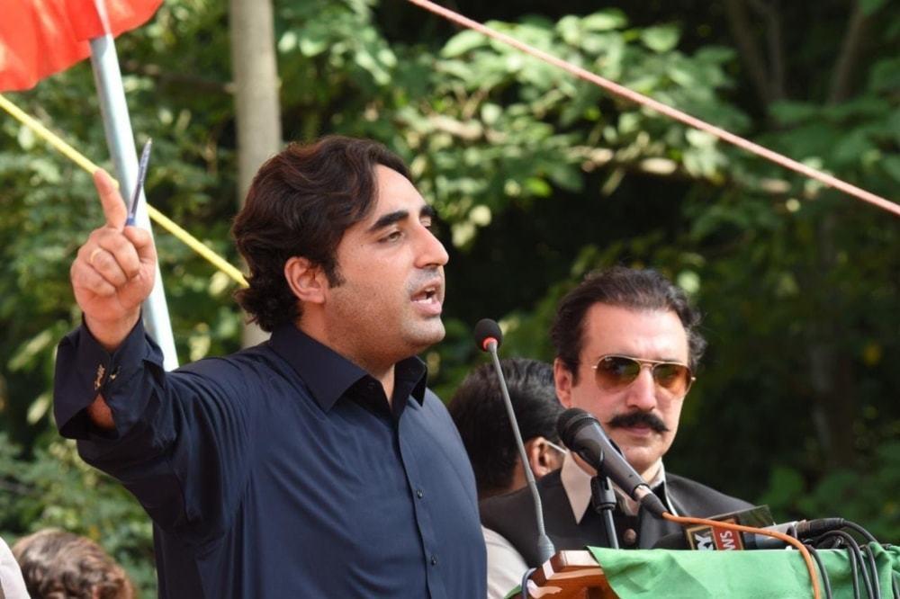 عمران خان کشمیر کے بعد ملک کا جوہری پروگرام ختم کرنے کے درپے ہیں، بلاول کا الزام