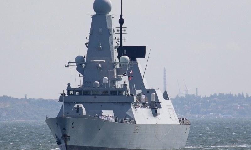 برطانیہ میں بس اسٹاپ سے خفیہ دفاعی دستاویزات برآمد