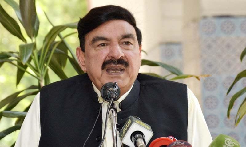 کراچی سے 'را کا ایک بڑا، خطرناک نیٹ ورک' پکڑا گیا ہے، شیخ رشید
