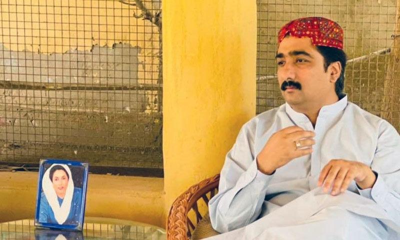 رکن اسمبلی ذوالفقار علی شاہ نے حریم شاہ سے منسوب خبروں کو مسترد کردیا