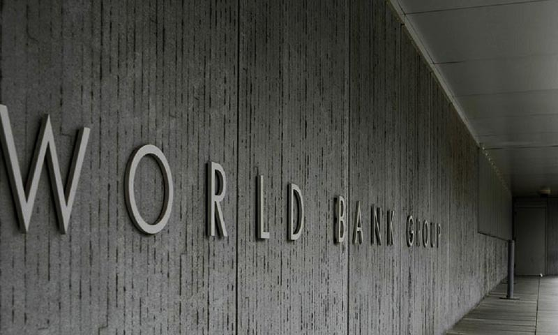 The World Bank's (WB) board of executive directors on Tuesday approved loans worth $800 million for financing two programmes in Pakistan. — AFP/File