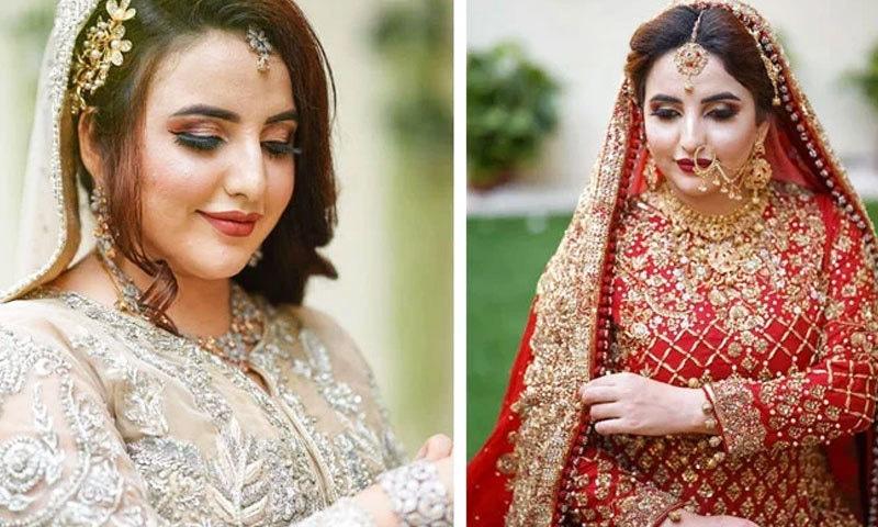 حریم شاہ نے کہا تھا کہ وہ ترکی سے واپسی پر شادی کی تقریب بھی منعقد کریں گی—فوٹو: انسٹاگرام