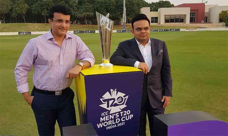 ٹی20 ورلڈ کپ کا فائنل 14 نومبر کو متحدہ عرب امارات میں منعقد ہونے کا امکان ہے— فوٹو: آئی سی سی