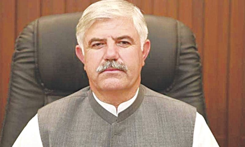 The chief minister directed the relevant officials to accelerate the shifting of marble factories from Warsak Road, Malagori and Shabqadar to the Mohmand Marble City. — APP/File