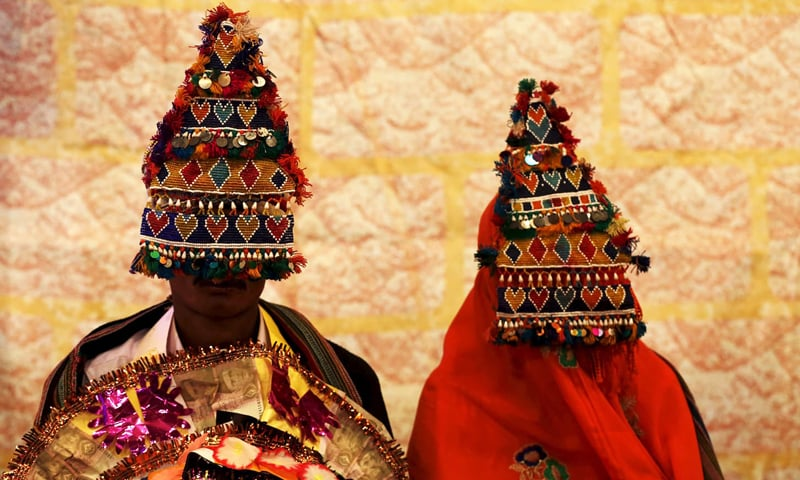 Before 2016, the Hindu population was deprived of marital rights, which were then granted to them through the Sindh Hindu Marriage Act. ─ Reuters/File