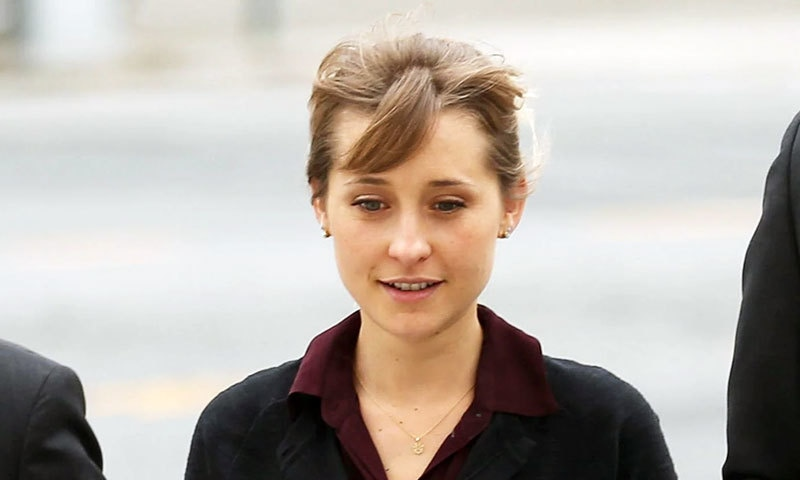 اداکارہ کو رواں برس جون میں سزا سنائی گئی تھی—فائل فوٹو: اے ایف پی