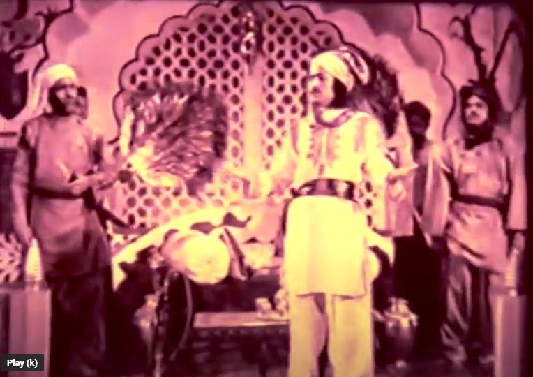 انور اقبال کی فلم کے لیے اس وقت یہ نعرہ عام تھا کہ 'فلم چلے گی تو سینما جلے گی'