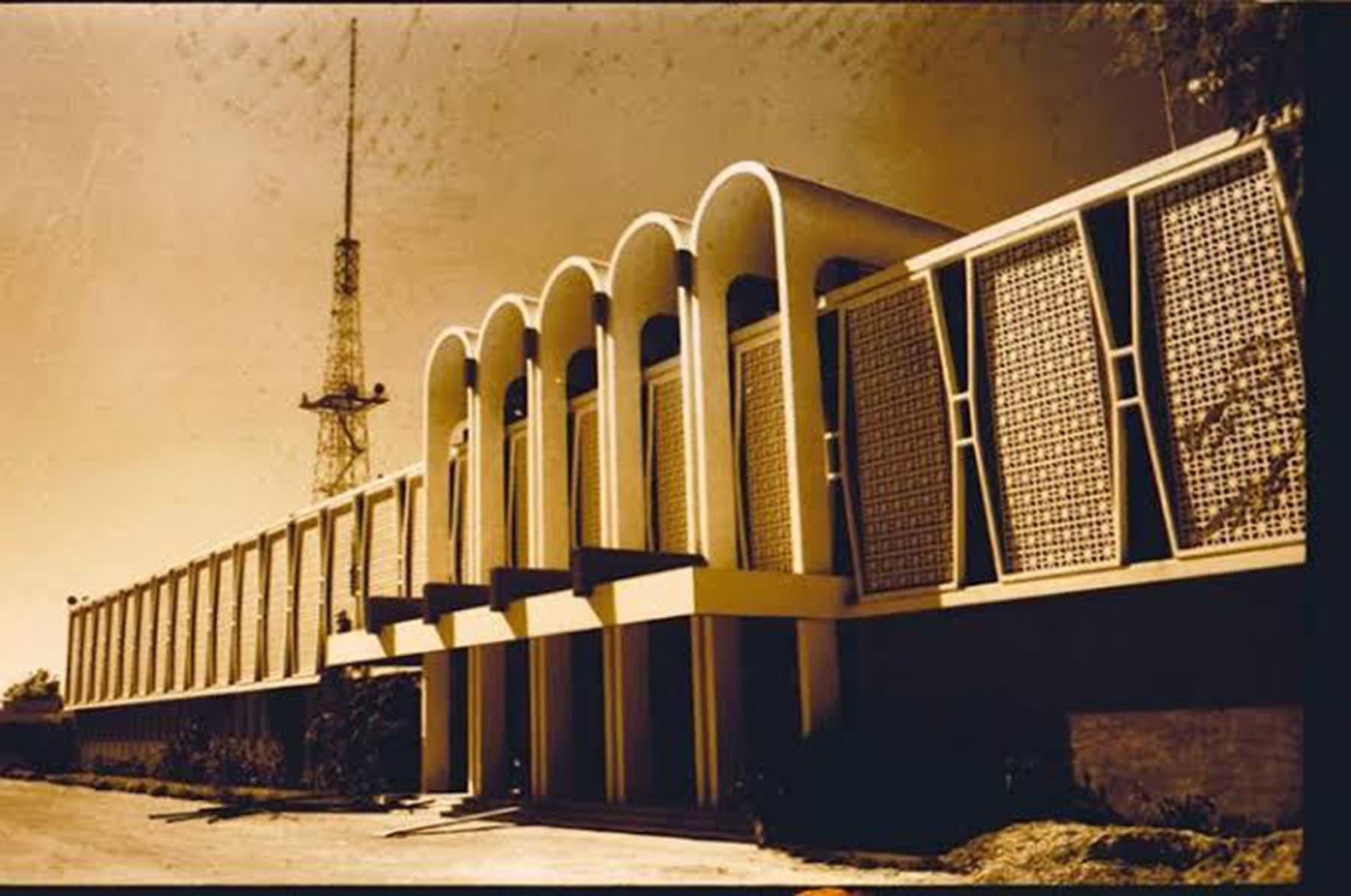 پاکستان ٹیلی ویژن کراچی مرکز کی عمارت