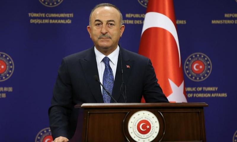 ترکی نے شام میں کرد عسکریت پسندوں کی امریکی حمایت کی طرف اشارہ کرتے ہوئے واشنگٹن پر دوہرے معیار اور منافقت کا الزام لگایا۔  - فائل فوٹو:رائٹرز