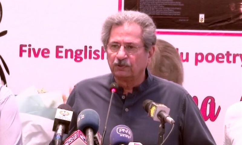 طلبہ تیاری کریں، امتحانات ملتوی یا منسوخ نہیں ہوں گے، شفقت محمود