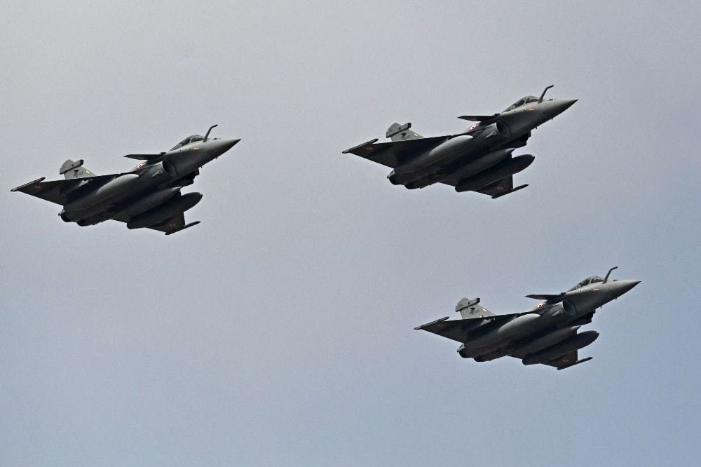 بھارت کو رافیل طیاروں کی فروخت: فرانسیسی جج کو تحقیقات کی ذمے داری سونپ دی گئی