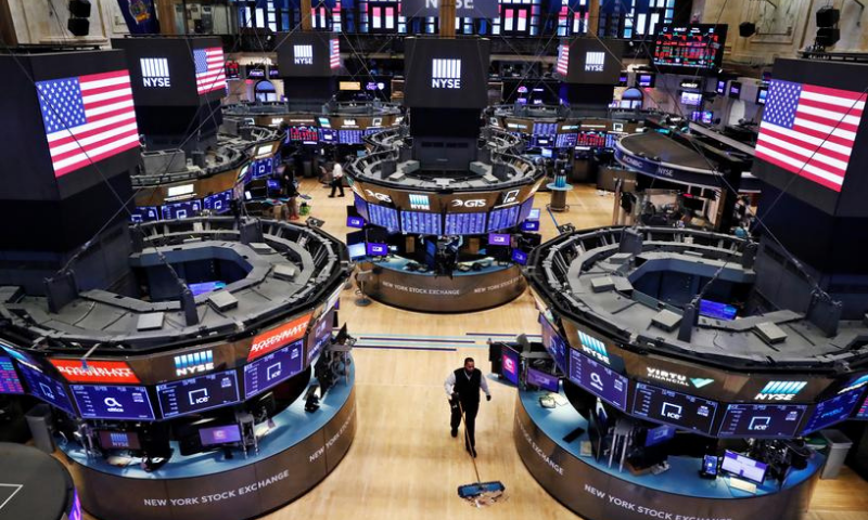 At least 46 US-listed ETFs offer some exposure to Pakistani stocks, according to ETF Database, an independent website that collects and disseminates latest ETF-related information. — Reuters/File