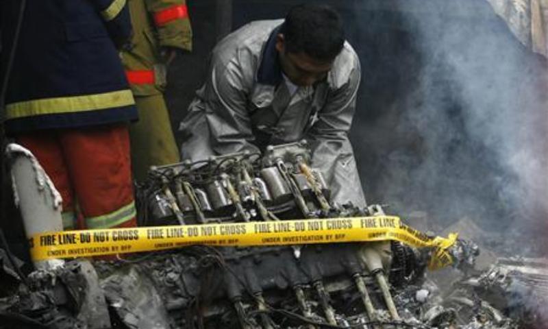 فلپائن میں فوجی طیارہ گر کر تباہ، 29 افراد ہلاک