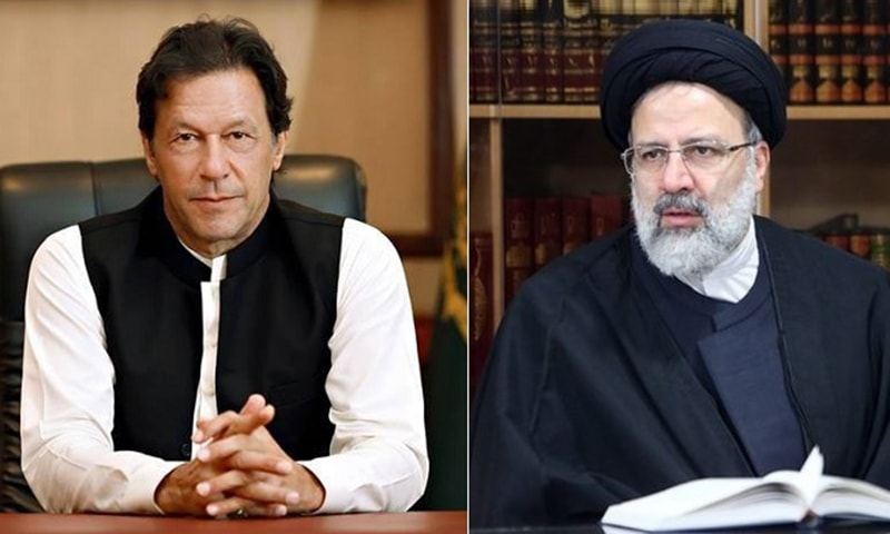Prime Minister Imran Khan underscored the significance of a negotiated political solution to the conflict in the neighbouring country. — Photo via Twitter