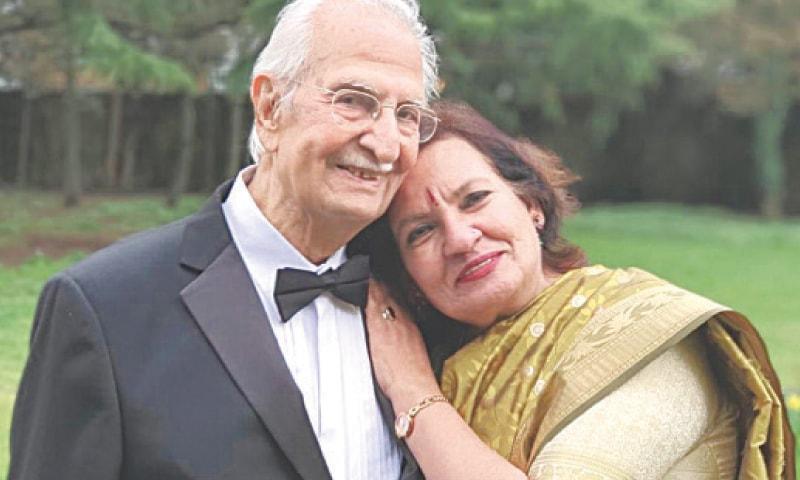 YAVAR Abbas and Noor Zaheer