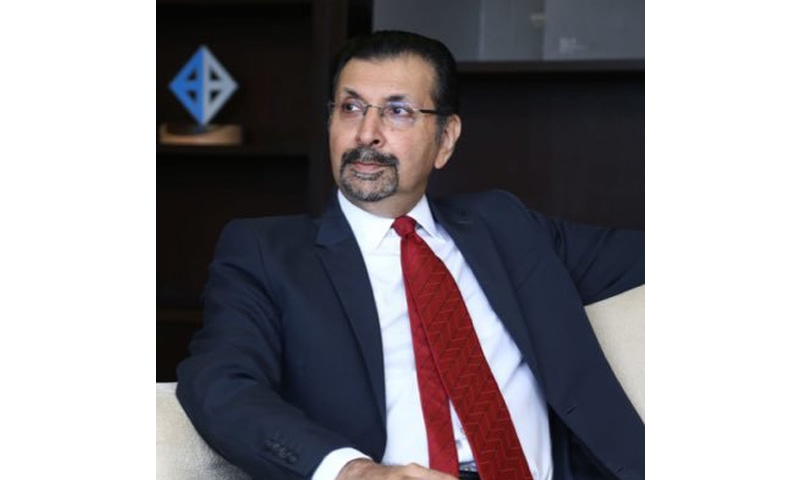 Pakistan Stock Exchange CEO Farrukh H. Khan said liquidity in the secondary debt market was minimal at the moment. — Photo courtesy Farrukh H. Khan Twitter