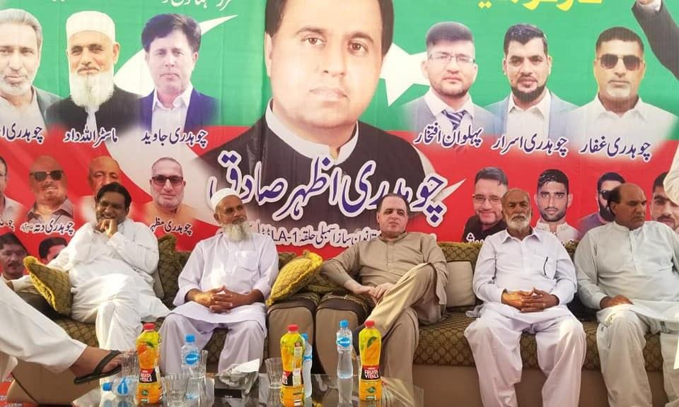 آزاد کشمیر انتخابات: وفاقی وزیر کے اقدام پر سوشل میڈیا پر سخت تنقید
