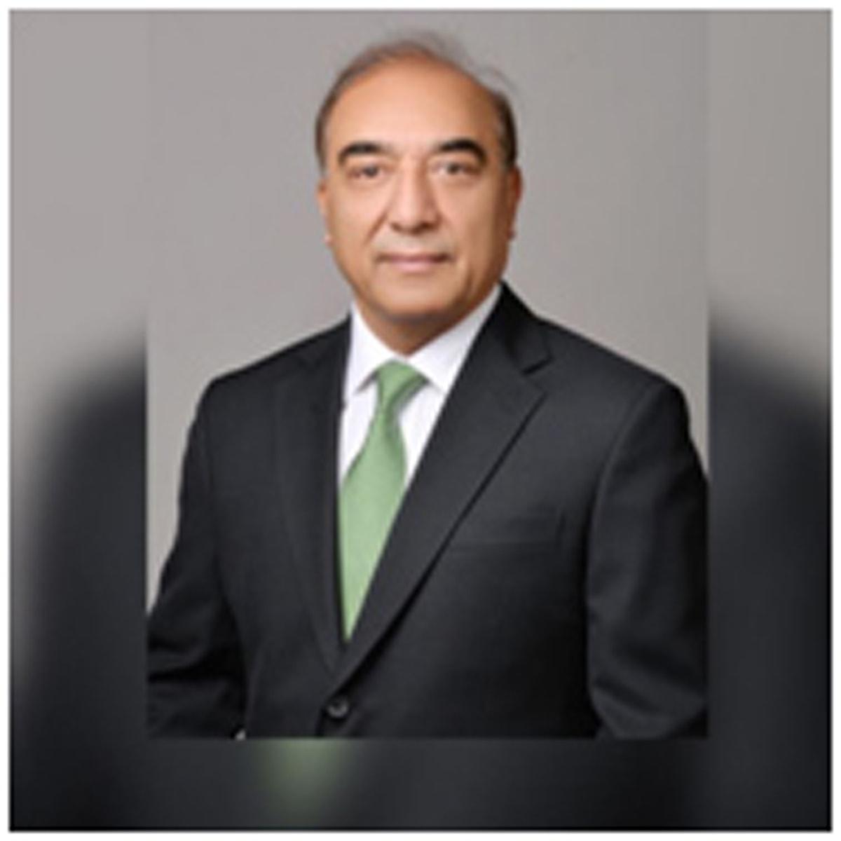M. Shariq Vohra CEO, Rockrete & President, Karachi Chamber of Commerce and Industry (2020-2021)