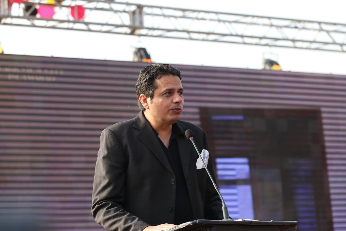 Fareed Zaka Bajwa, Director Sales & Marketing, ParkView City