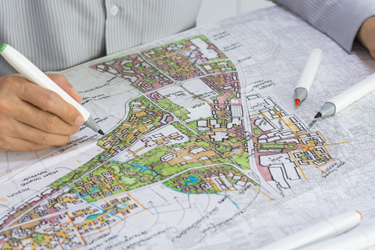 Master plans are crucial to effective urban planning
