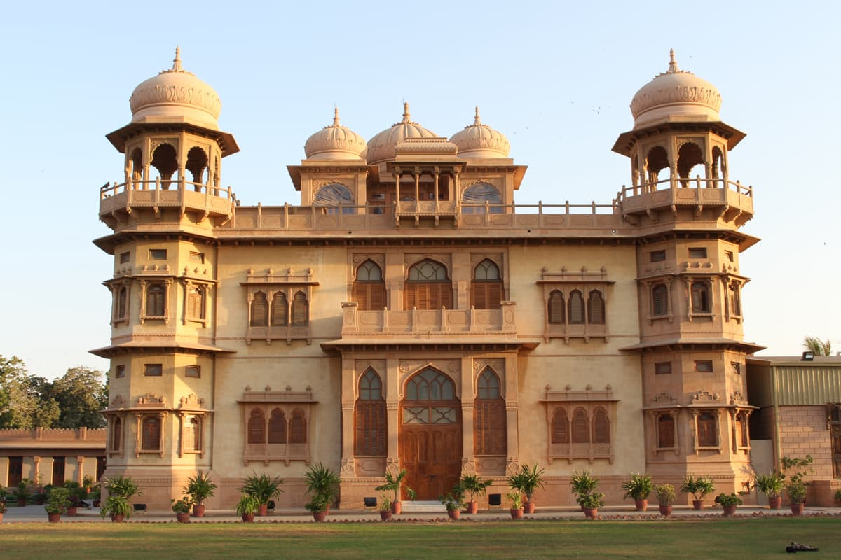 The Mohatta Palace Museum is a prime example of adaptive reuse