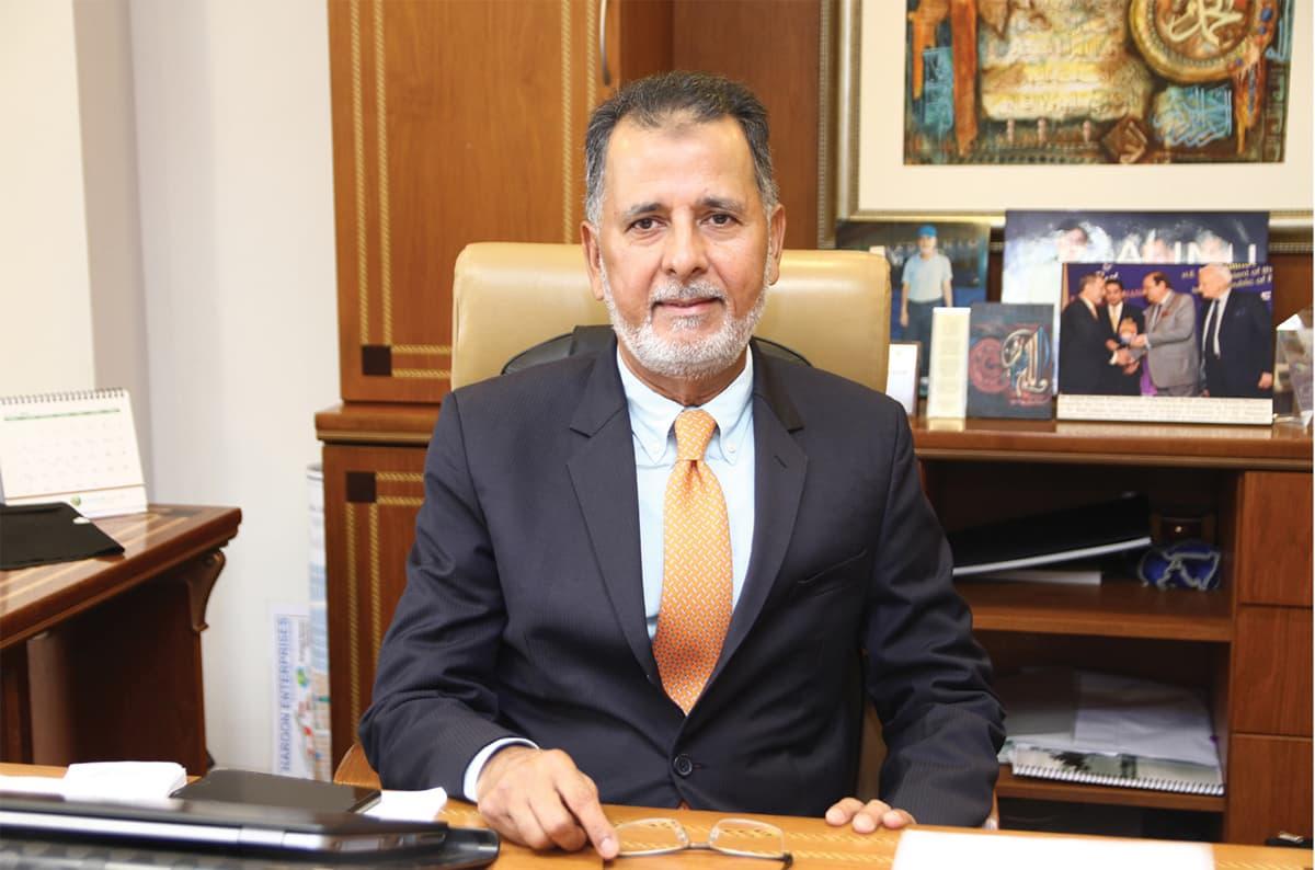 Junaid Ahmed, CEO & President, Dubai Islamic Bank (DIB)